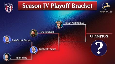 Semifinal Bracket